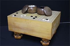 碁盤・碁石