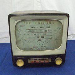 1903真空管ラジオ