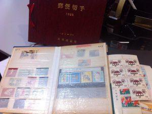 日本切手 (21)