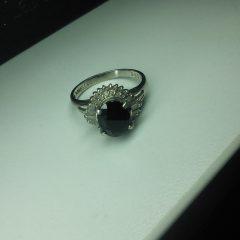 1902サファイア指輪